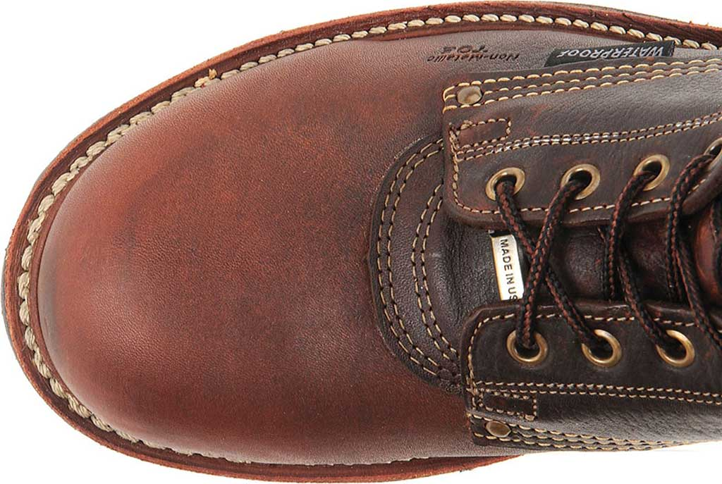 Men's Carolina CA1816, Medium Brown, large, image 4