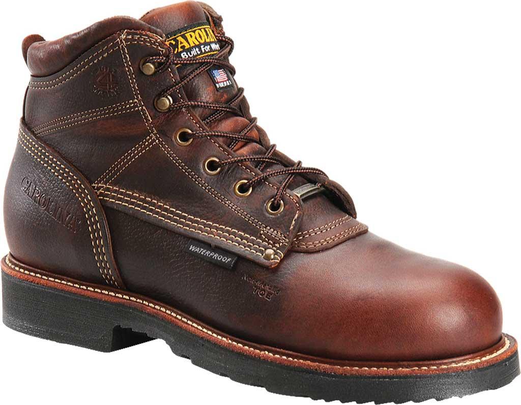 Men's Carolina CA1815, Medium Brown, large, image 1