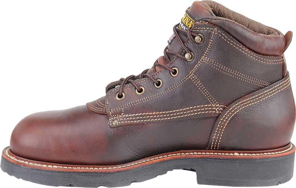 Men's Carolina CA1815, Medium Brown, large, image 2