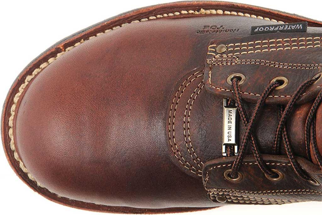 Men's Carolina CA1815, Medium Brown, large, image 4