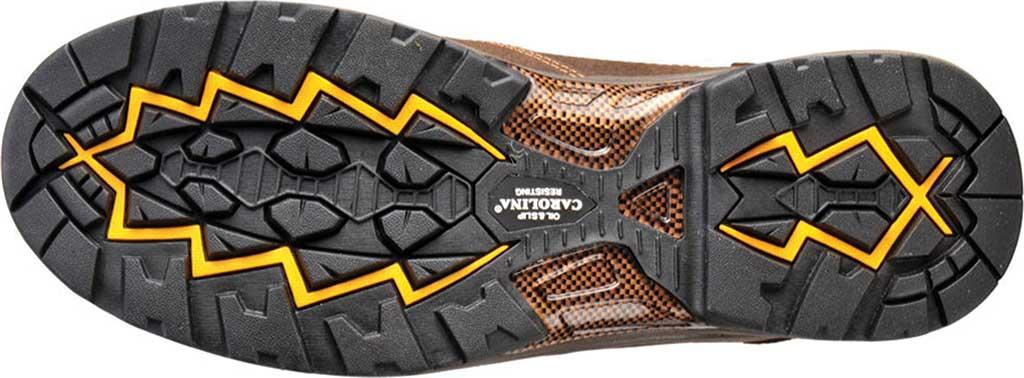 Men's Carolina Lytning Carbon Composite ESD Double-Gore Slip-On, Brown Full Grain Leather, large, image 5