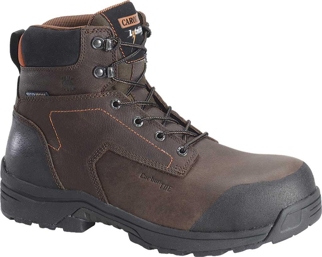 "Men's Carolina Lytning 6"" Carbon Composite Waterproof Work Boot, , large, image 1"