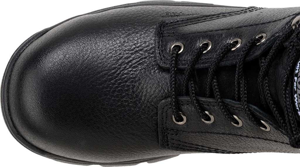 "Men's Carolina 6"" Waterproof Composite Toe Work Boot CA3537"", Black, large, image 4"