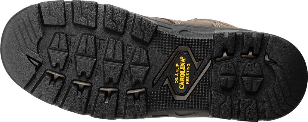 "Men's Carolina 8"" Waterproof Insulated Composite Toe Work Boot, Dark Brown, large, image 5"