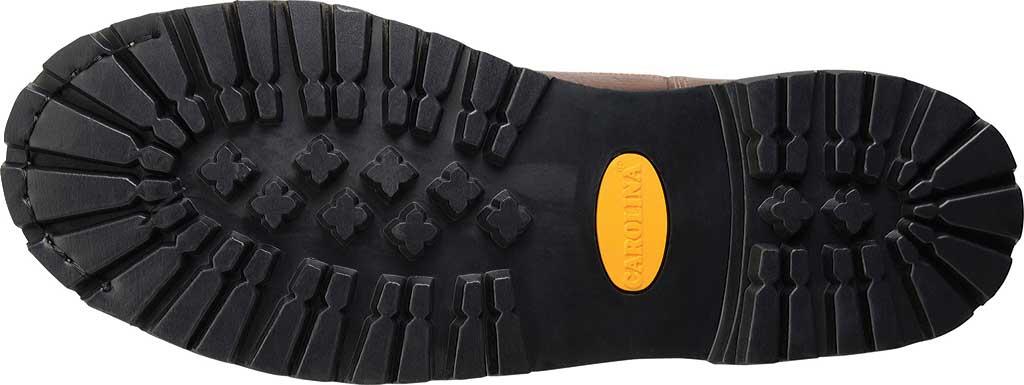 "Men's Carolina CA5529 8"" Waterproof Composite Toe Work Boot, Brown Leather, large, image 5"