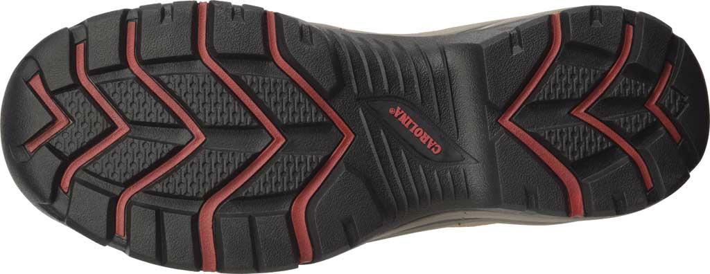 "Men's Carolina 6"" Waterproof Carbon Comp Toe Hiker Boot, Dark Brown Buggy Whip Tobacco Leather, large, image 6"