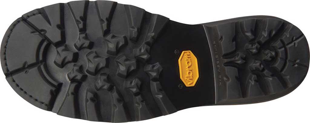 "Men's Carolina Hemlock 9"" Waterproof Composite Toe Logger Boot, Dark Brown Laid Back Leather, large, image 6"