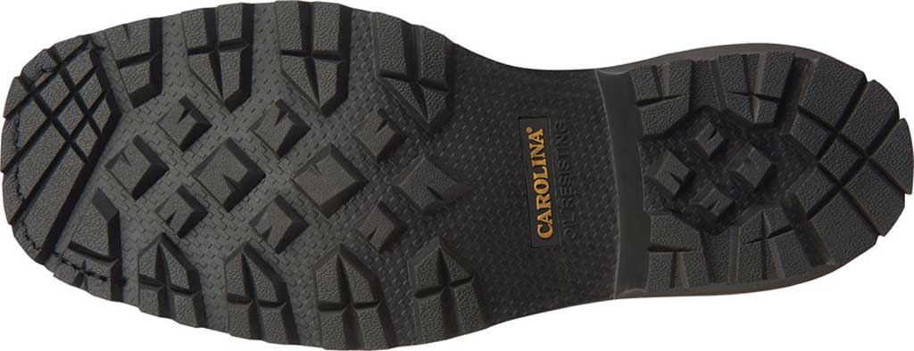 """Men's Carolina Coppice 8"""" Waterproof Composite Toe Logger Boot, Dark Brown Crazy Horse Leather, large, image 6"""