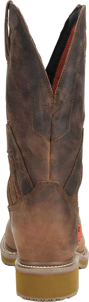 Men's Double H Kelton Composite Toe Work Boot DH5354, Parachute Rye Leather, large, image 3