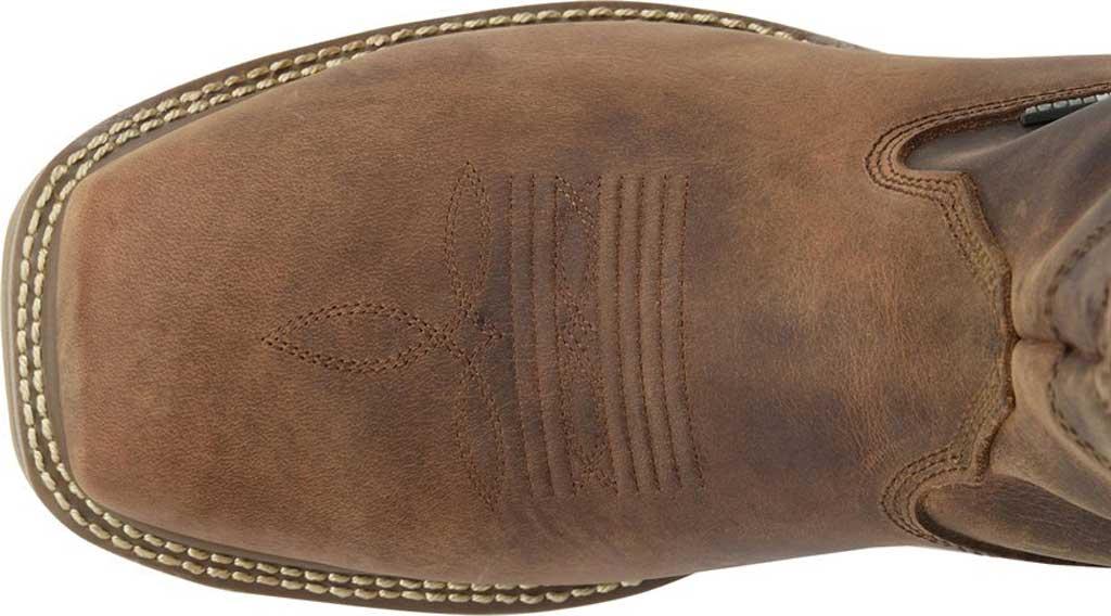 Men's Double H Kelton Composite Toe Work Boot DH5354, Parachute Rye Leather, large, image 4