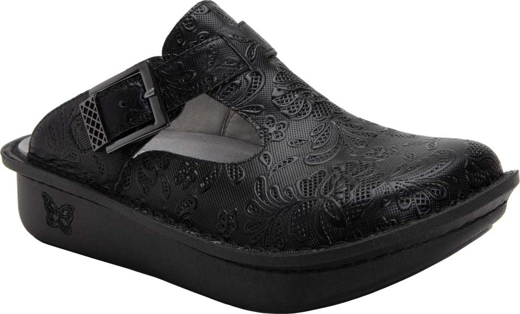 Women's Alegria by PG Lite Classic Clog, Hello Doily Leather, large, image 1