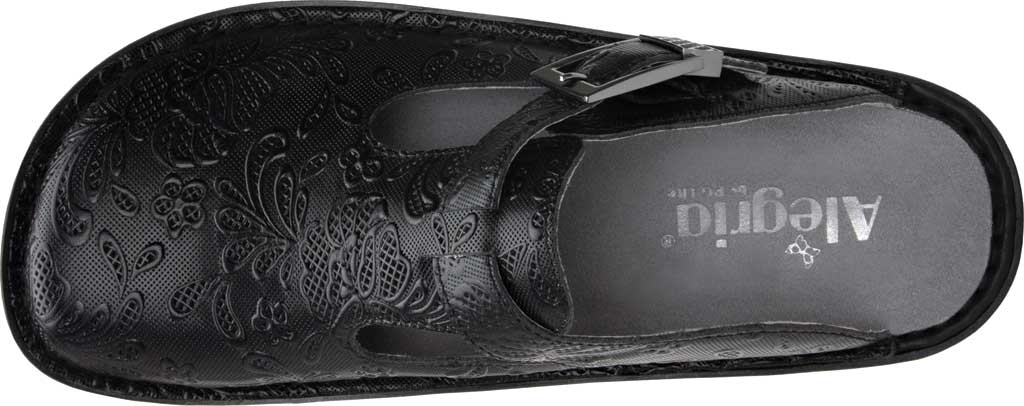 Women's Alegria by PG Lite Classic Clog, Hello Doily Leather, large, image 4