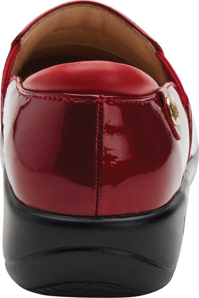 Women's Alegria by PG Lite Keli Pro Clog, Cherry Bomb Patent Leather, large, image 3
