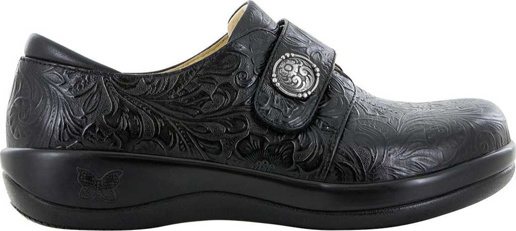 Women's Alegria by PG Lite Joleen Closed Back Clog, Tar Tooled Leather, large, image 2