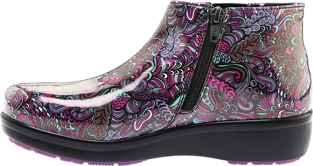 Women's Alegria by PG Lite Climatease Ankle Boot, Whack-a-Doodle Purple Rubber, large, image 3