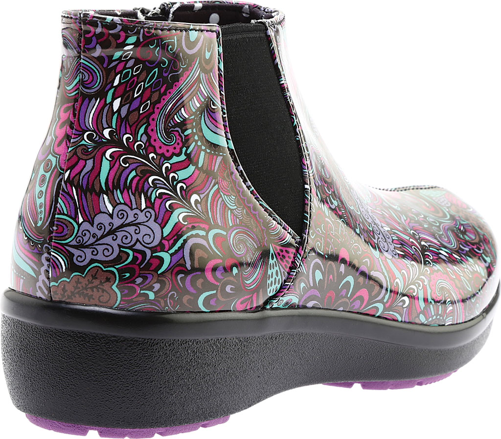 Women's Alegria by PG Lite Climatease Ankle Boot, Whack-a-Doodle Purple Rubber, large, image 4