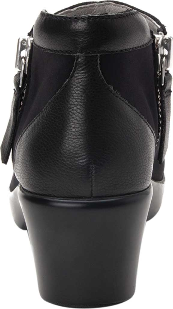 Women's Alegria by PG Lite Sloan Ankle Boot, Black Dream Fit Fabric, large, image 3