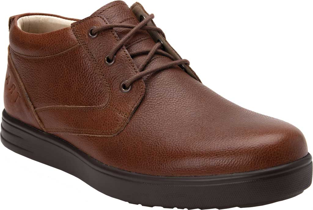 Men's Alegria by PG Lite TRAQ Outbaq Chukka, Crazyhorse Brown Leather, large, image 1