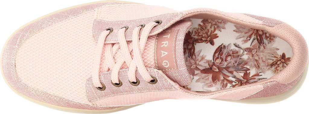 Women's Alegria by PG Lite TRAQ Copacetiq Sneaker, Dusty Rose Mesh, large, image 4