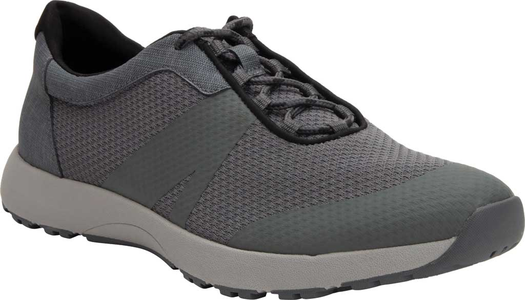 Men's Alegria by PG Lite TRAQ Intent Sneaker, Charcoal Mesh, large, image 1