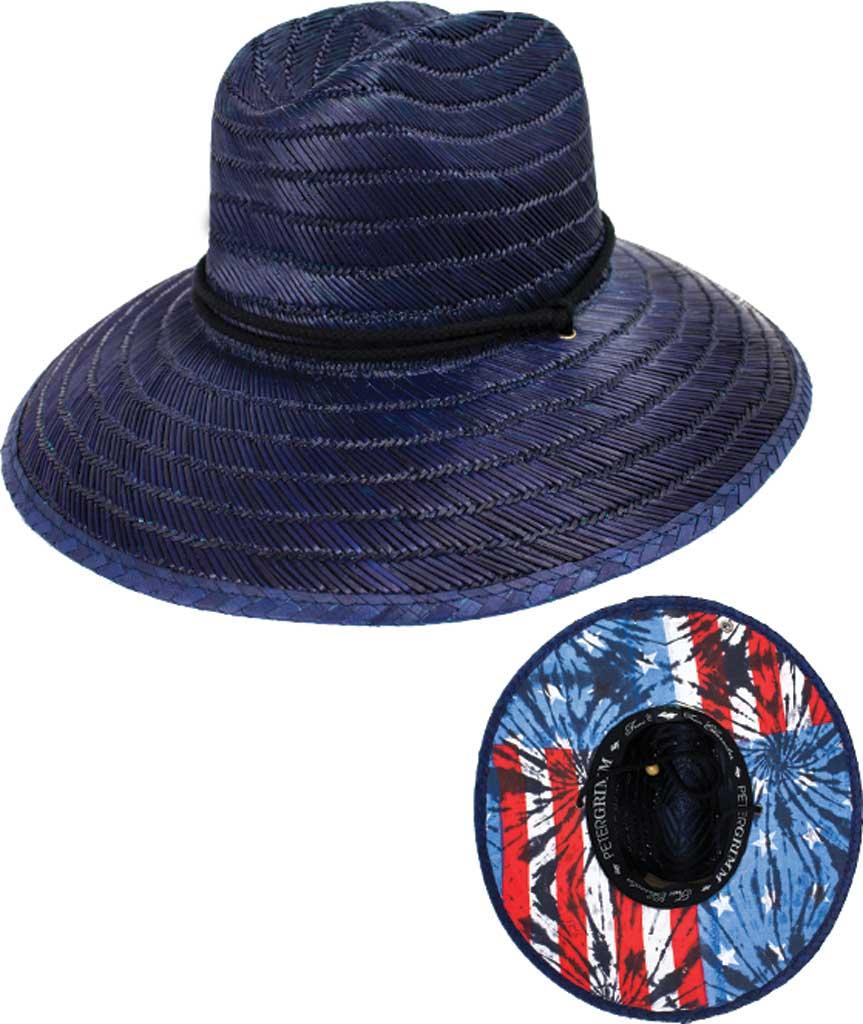 Peter Grimm Feliz Bucket Hat, Navy, large, image 1