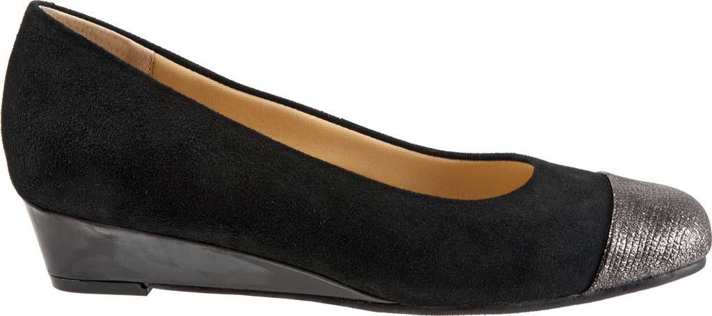 Women's Trotters Langley Wedge, , large, image 2