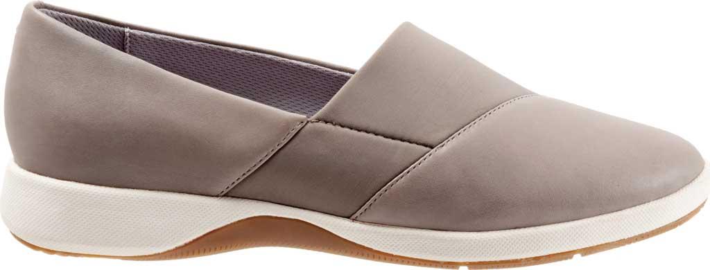 Women's SoftWalk SAVA Hana Slip-On, Taupe Soft Nappa Leather, large, image 2
