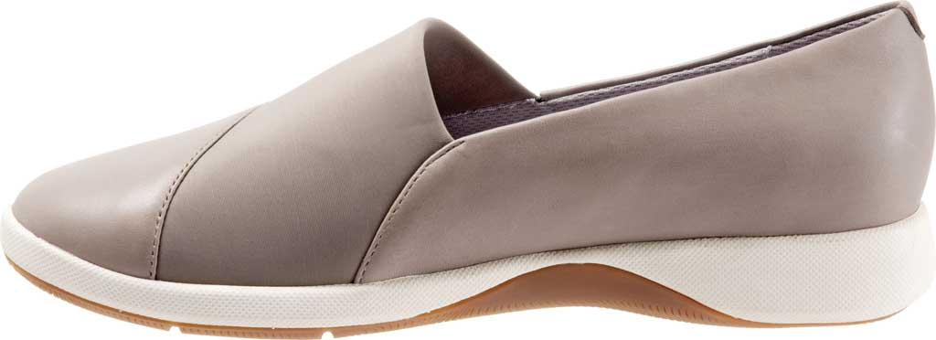 Women's SoftWalk SAVA Hana Slip-On, Taupe Soft Nappa Leather, large, image 3