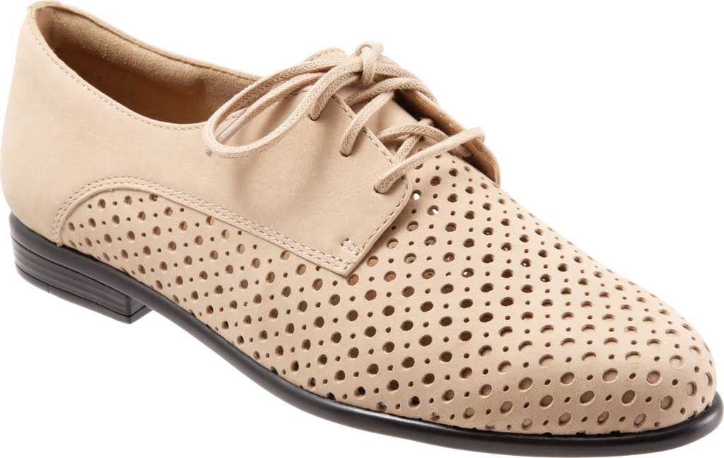Women's Trotters Lizzie Perf Oxford, , large, image 1