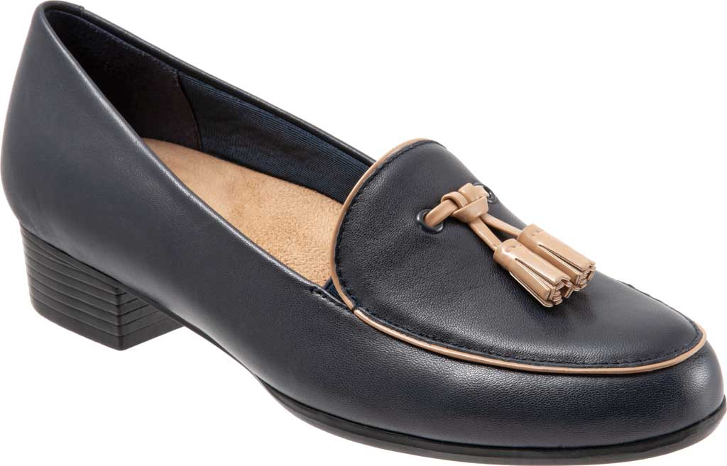Women's Trotters Mary Tassel Loafer, , large, image 1
