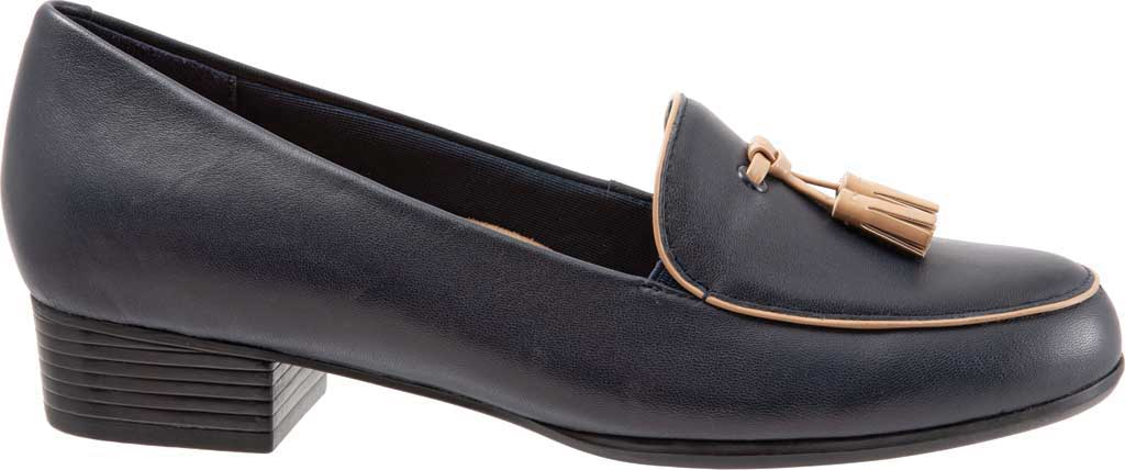 Women's Trotters Mary Tassel Loafer, , large, image 2