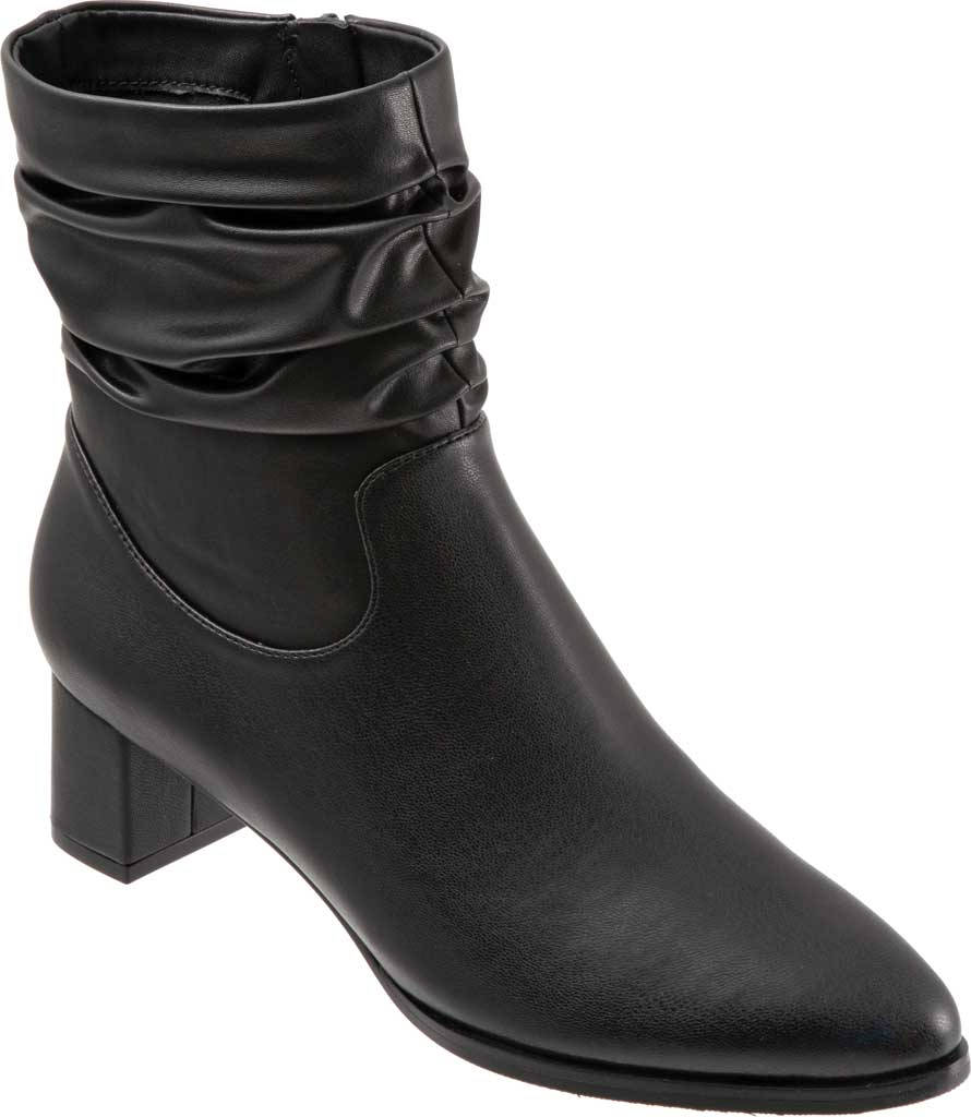 Women's Trotters Krista Slouch Bootie, , large, image 1