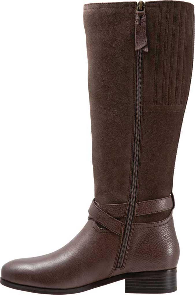 Women's Trotters Larkin Wide Calf Knee High Boot, , large, image 3