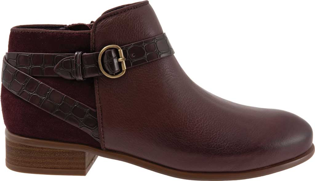 Women's SoftWalk Raveena Ankle Bootie, , large, image 2