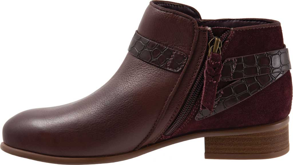 Women's SoftWalk Raveena Ankle Bootie, , large, image 3