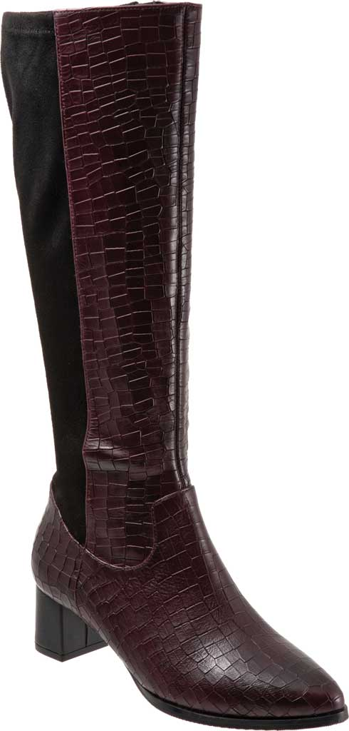Women's Trotters Kirby Wide Calf Knee High Boot, , large, image 1