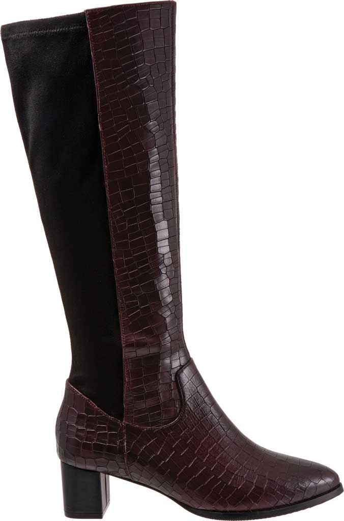 Women's Trotters Kirby Wide Calf Knee High Boot, , large, image 2
