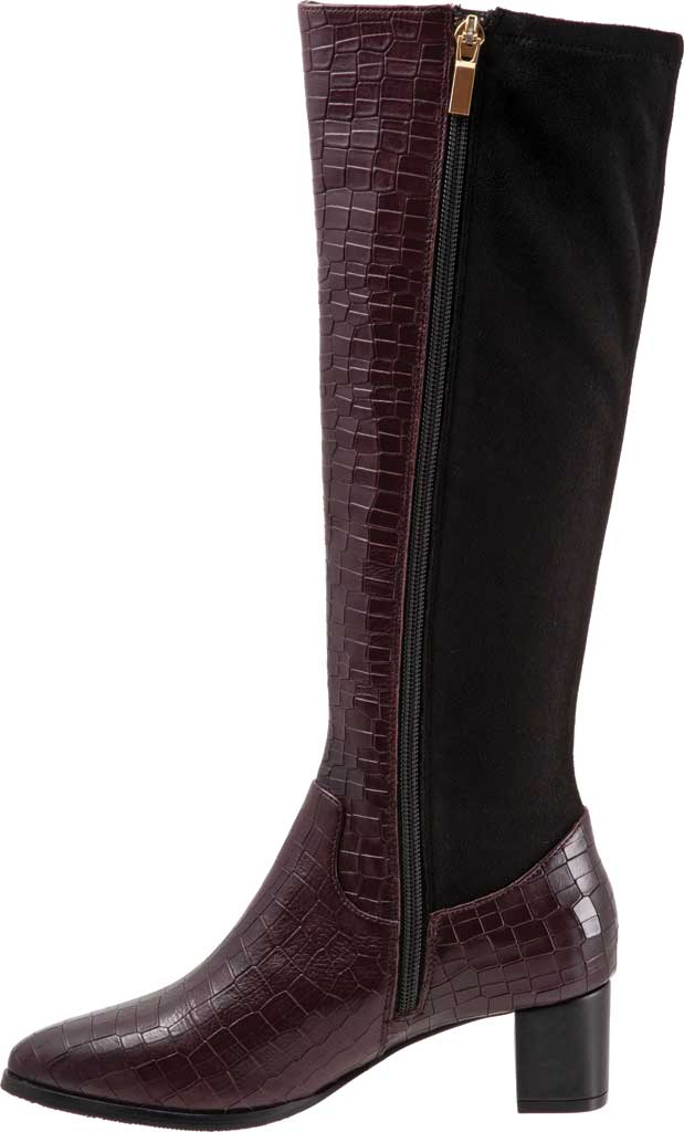 Women's Trotters Kirby Wide Calf Knee High Boot, , large, image 3