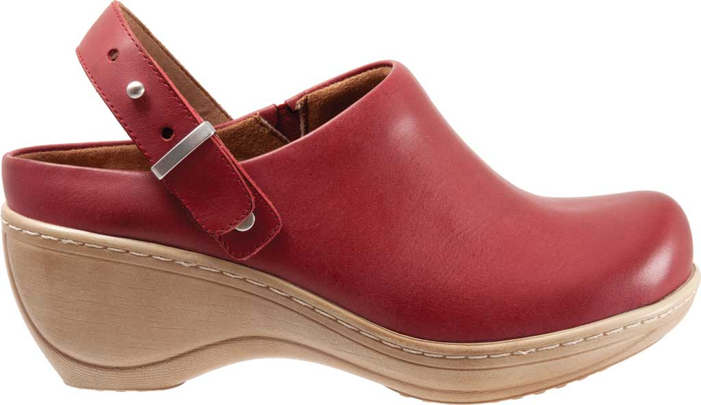 Women's SoftWalk Marquette Wedge Clog, , large, image 2