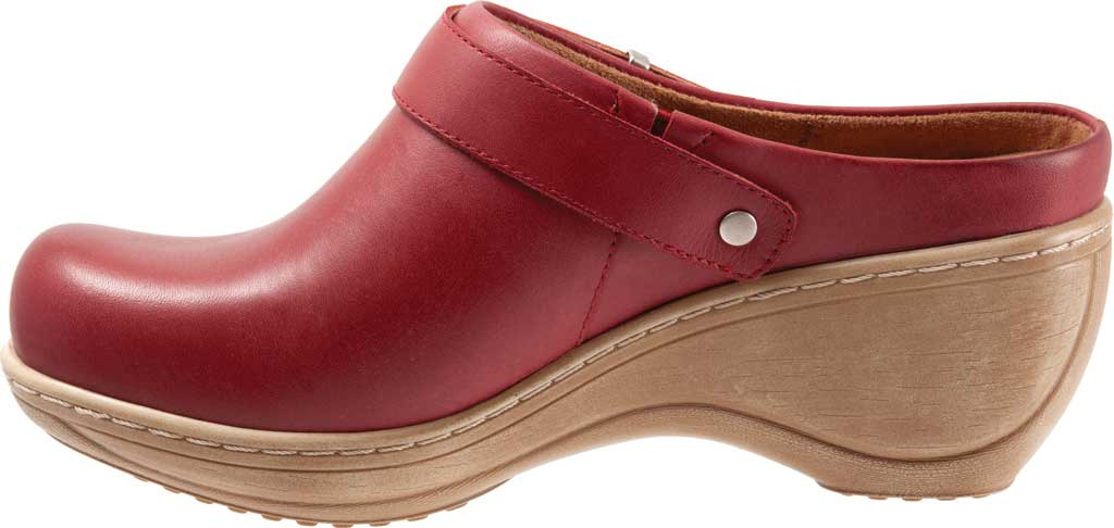 Women's SoftWalk Marquette Wedge Clog, , large, image 3