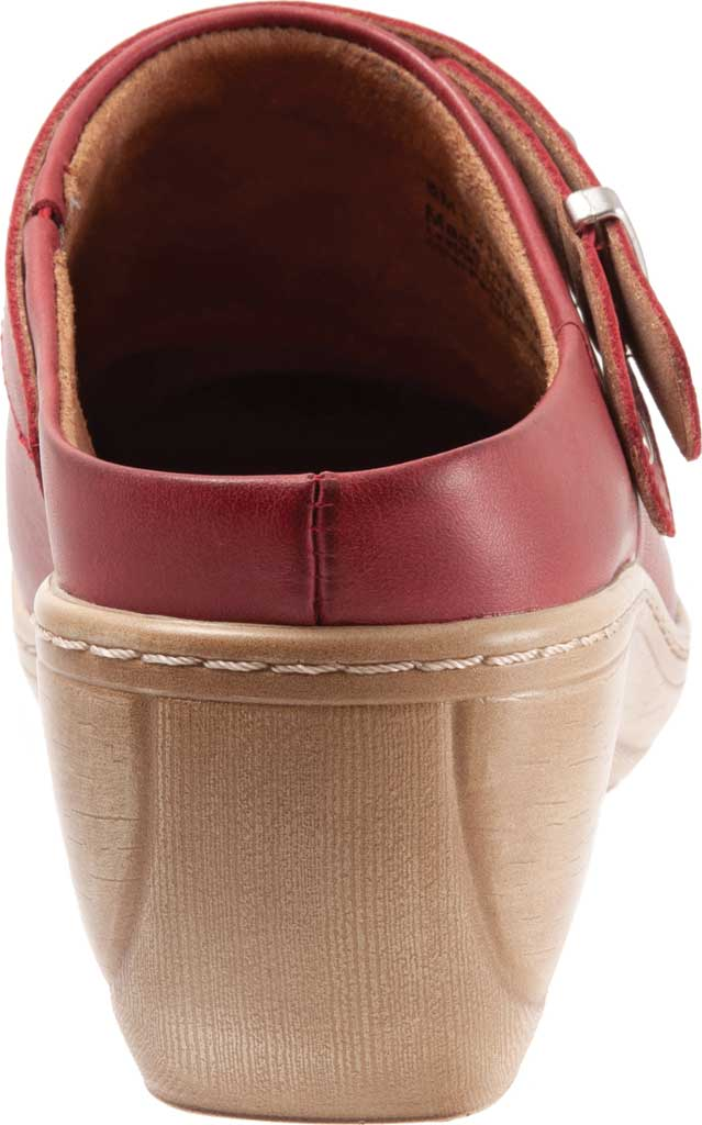 Women's SoftWalk Marquette Wedge Clog, , large, image 4