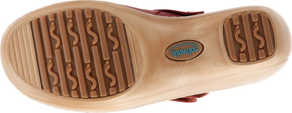 Women's SoftWalk Marquette Wedge Clog, , large, image 6