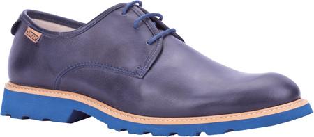 Men's Pikolinos Glasgow Derby M05-6220, Navy Blue Leather, large, image 1