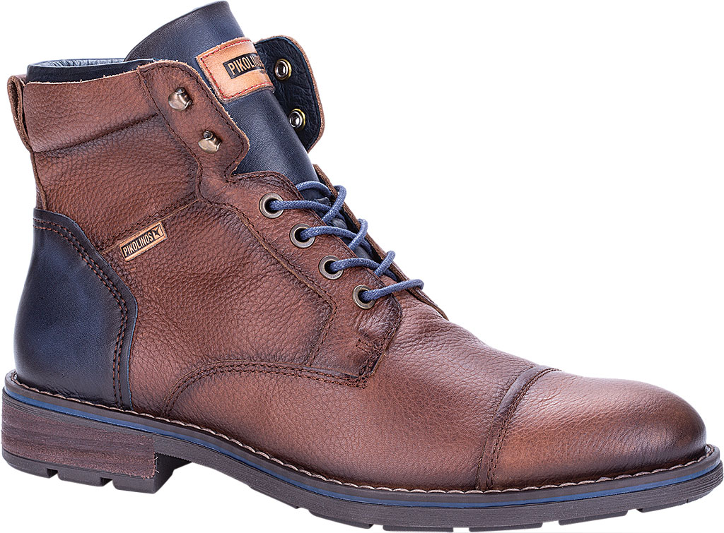 Men's Pikolinos York Ankle Boot M2M-8170NG, Cuero Leather, large, image 1