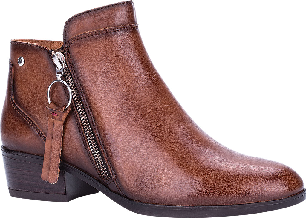 Women's Pikolinos Daroca Bootie W1U-8590, Cuero Leather, large, image 1