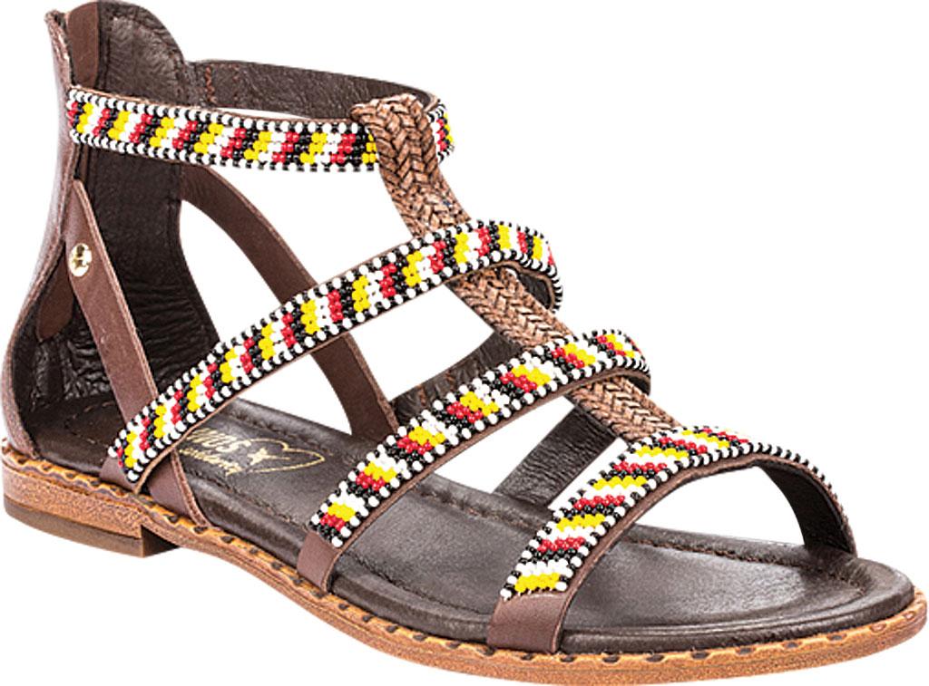 Women's Pikolinos Algar Gladiator Sandal W0X-MA0618, Olmo Leather, large, image 1