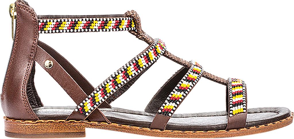 Women's Pikolinos Algar Gladiator Sandal W0X-MA0618, Olmo Leather, large, image 2