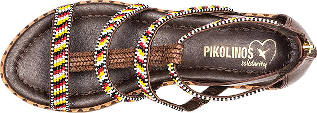Women's Pikolinos Algar Gladiator Sandal W0X-MA0618, Olmo Leather, large, image 4