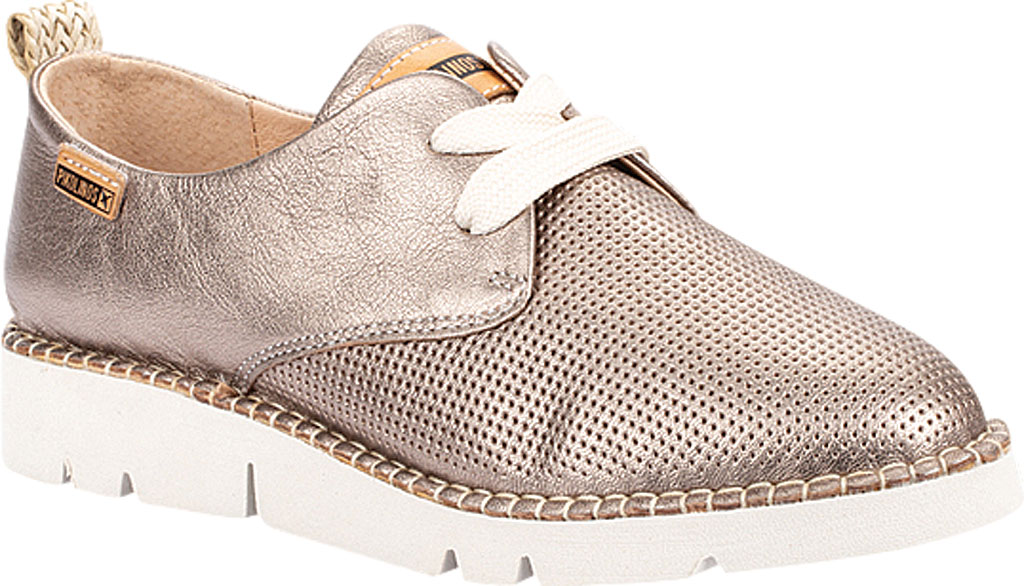 Women's Pikolinos Vera Oxford W4L-6780CL, Stone Leather, large, image 1
