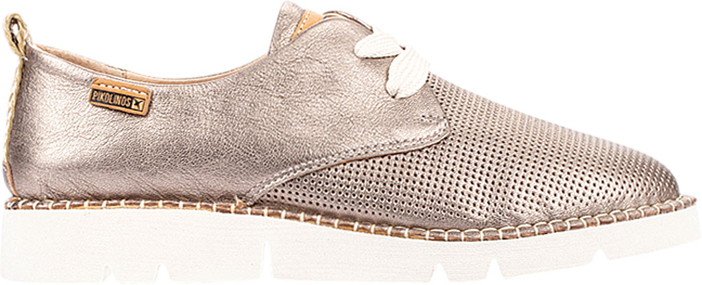 Women's Pikolinos Vera Oxford W4L-6780CL, Stone Leather, large, image 2